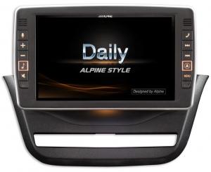 Alpine X902D-ID - Iveco Daily VI