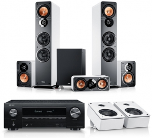 Teufel Ultima 40 Surround AVR Dolby Atmos