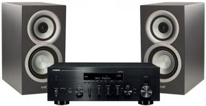 Yamaha R-N803D + Elac Uni-Fi BS U5