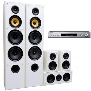 Pioneer VSX-S520D + Taga Harmony TAV-606 SE White