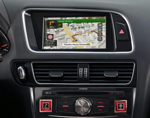 Alpine X701D-Q5 - Audi Q5