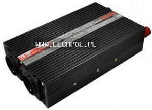 Przetwornica napięcia 12/230V 1000W